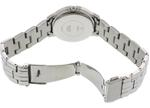 Guess Slim Classic Silver Stainless Steel Analog Watch - U0989L1