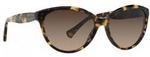 Ralph Lauren Gradient Cat Eye Sunglasses - RA5168-905/13-58