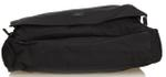 Gucci Black Nylon Messenger Bag (8KGUCX032)