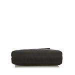 Dior Black Nylon Malice Pearl Shoulder Bag (9CDRSH018)