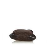 Gucci Brown GG Nylon Shoulder Bag (9CGUSH084)