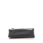 Gucci Black GG Canvas Crossbody Bag (9JGUCX010)
