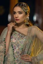 Saadia Mirza Mystique Unstitched Dress Material