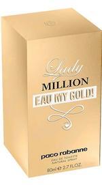 Paco Rabanne Lady Million Eau My Gold EDT - 80 ml