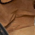 Fendi Black Selleria Oyster Shoulder Bag (8LFNHB020)