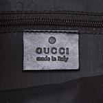 Gucci Multicolored Floral Print Nylon Jackie Shoulder Bag (9EGUSH084)