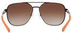 Emporio Armani Square Sunglasses -EM-2064-322613-62