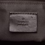 Gucci Brown GG Canvas Vanity Vanity Bag (9JGUVB001)