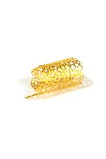 Gunina Gold Cuff Bracelet (GB626)