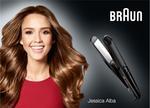 Braun Satin Hair 5 Straightener with Ceramic Plates ST510