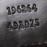 Gucci  Black Double G Laptop Sleeve (8LGUBS001)