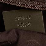 Gucci Black GG Imprime Crossbody Bag (9CGUCX029)