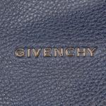 Givenchy Navy Blue Leather Pandora Backpack (FF9GVBP002)