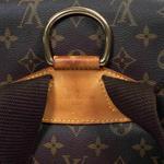 Louis Vuitton Brown Monogram Montsouris GM Backpack (2160100372532)