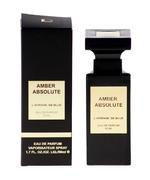 Amber Absolute- Eau De Parfum - 50ml by L'intese De Blue Collection