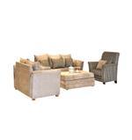 Smart Sofa Set 3+2+1+Ottoman