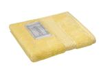 Dream Home Yellow Face Towel - 30 x 30 Cm