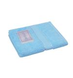 Dream Home Turquoise Face Towel  - 30 X30 Cm