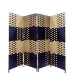 Jansen 4 Fold Divider Curtains