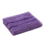 Lifestyle Plain Grape Face Towel - 30 x 30 Cm