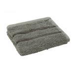 Lifestyle Plain Graphite Face Towel  - 30 x 30 Cm