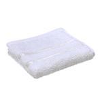 Lifestyle Plain White Face Towel  - 30 x 30 Cm