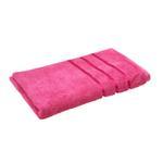 Lifestyle Plain Cerise Hand Towel - 50 x 100 Cm
