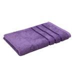 Lifestyle Plain Grape Hand Towel - 50 x 100 Cm