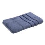 Lifestyle Plain Fre Navy Hand Towel - 50 x 100 Cm