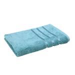 Lifestyle Plain Teal Hand Towel - 50 x 100 Cm