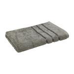 Lifestyle Plain Graphite Hand Towel - 50 x 100 Cm