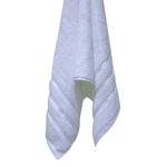 Lifestyle Plain White Hand Towel -50 x 100 Cm