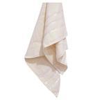Lifestyle Plain Cream Hand Towel - 50 x 100 Cm