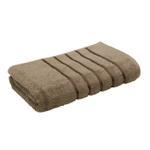 Lifestyle Plain Cocoa Bath Towel - 70 x 140 Cm