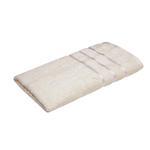 Lifestyle Plain Cream BathTowel - 70 x 140 Cm