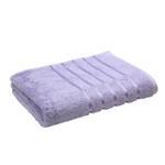 Lifestyle Plain Lilac Bath Sheet - 90 x 150 Cm