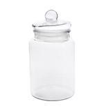 Bella Glass Jar And Lid with Plastic Seal- 3500 ml