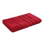 Lifestyle Plain Sangria Hand Towel - 50 x 100 Cm