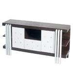 Cristal 2 Door 1 Drawer TV Unit