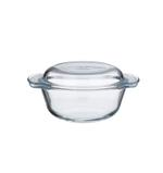 Byrex Dotted Handle Casserole With Lid- 2.0L