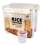 Rice Container (8 KG/8.8 L) w/wheel with cup