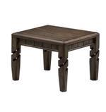 Emperor End Table