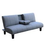 Laze 3 Seater Sofabed- Grey