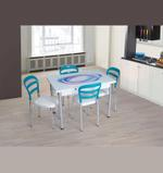 Galaxy 4 Seater Extendable Dining Set