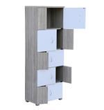 Contra II Storage Cabinet -White