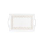 Moments Rectangular Tray With Handle - 39L x 29W x 28H Cm