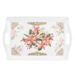 Moments Avon Rectangular Tray With Handle - 51.5 L x 32.2 W x 35 H cm