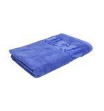 Bamboo Jacquard Corn Flower Blue Bath Towel - 70 X 140 CM