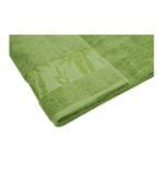 Bamboo Jacquard Lettuce Green Bath Sheet - 90 X 150 CM