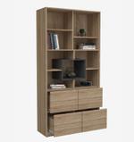 Percy Geometrical Bookcase